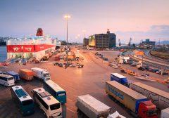 Αφίξεις κρουαζιερόπλοιων στο λιμάνι του Πειραιά