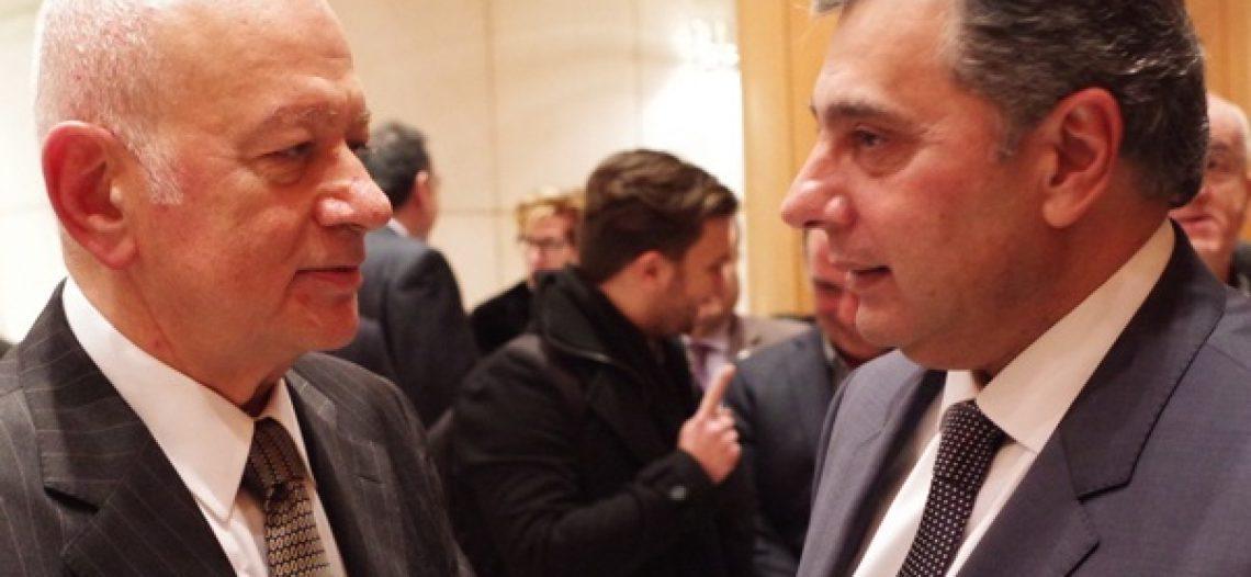 Συνάντηση με τον Υπουργό Ανάπτυξης για τα προβλήματα του εμπορίου