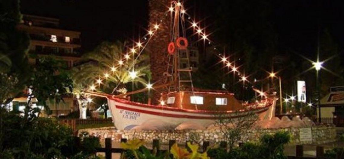 Συνάντηση με τον Δήμαρχο Πειραιά εν όψει των γιορτών