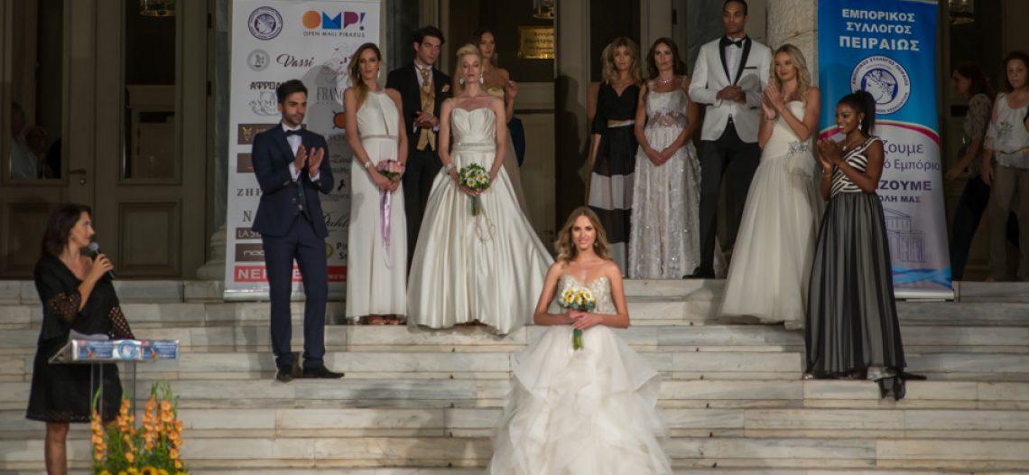 Ιδιαίτερα εντυπωσιακό το Fashion Show στην καρδιά του Open Mall Piraeus